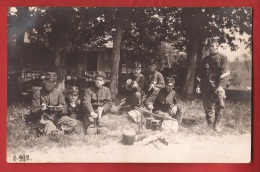 CMI-07 Irgendwo Im Kanton, Militaire Militaer Grenzbesetzung  Gelaufen In 1913 Von Chur Nach Erlen Grabs - GR Grisons