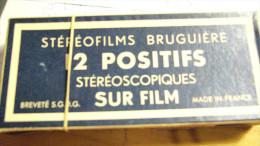 BRUGUIÈRE STÉRÉOFILMS 12 POSITIFS 328 NOTRE-DAME - Visionneuses Stéréoscopiques