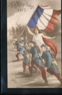 La Marseillaise 1915 - Patriottisch