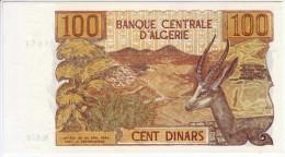 ALGERIE - Billet De 100 Dinars 1.11.1970. Pick: 128. NEUF - Algeria
