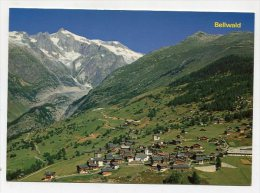 SWITZERLAND - AK 202374 Bellwald - VS Valais