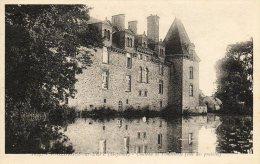 53 - SAINT GEORGES SUR ERVE - CHATEAU DE FOULLETORIE - Craon