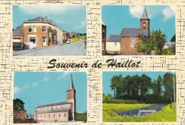 Carte Postale HAILLOT / OHEY (Namur) - Ohey