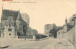 PARIS 16 - Passy - Boulevard Emile Augier                -- Marmuse 425 - Arrondissement: 16