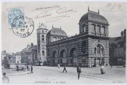 Dunkerque (59 Nord), Le Minck, Carte Postale Ancienne. - Dunkerque