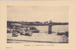 Dahomey - Porto Novo - Vue De Wharf - Dahomey