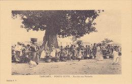 Dahomey - Porto Novo - Marché Aux Poissons (animée) - Dahomey