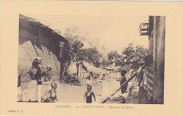 Dahomey - Porto Novo - Quartier Indigène (animée) - Dahomey