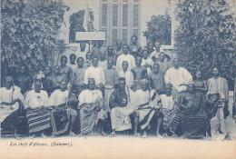 Dahomey - Les Chefs D'Abomey (animée) - Dahomey