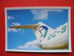 ADRIA AIRWAYS DC-9 - 1946-....: Moderne