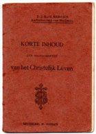 Kardinaal Mercier Korte Inhoud Voorschriften Van Het Christelijk Leven Blz 27 Gebed Devotie Boekje - Religion & Esotérisme