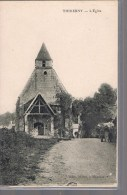 THIVERNY . L'Eglise . - France