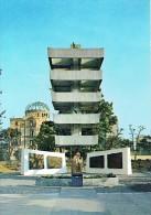 HIROSHIMA - Japon - Monument Of Doin Gakuto - 1970                (3607) - Hiroshima