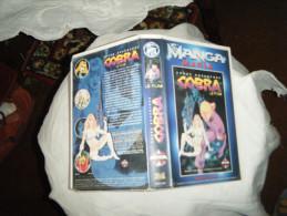 Manga  Mania °°°° Cobra Space Adventure  Le Film - Enfants & Famille