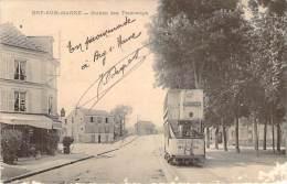 94 - Bry-sur-Marne - Station Des Tramways (tramway Pour Noisy) - Bry Sur Marne