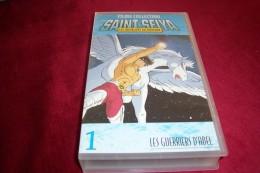 Films Collection Saint Seiya  °°°° Vol 1 Les Guerriers D'abel - Enfants & Famille