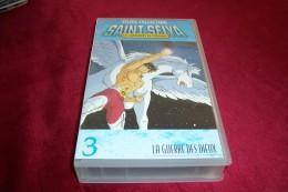 Films Collection Saint Seiya  °°°° Vol 3 La Guerre Des Dieux - Enfants & Famille