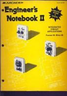 De 1982 - Engineer's Notebook Ll - 128 Pages - Informatica/IT/Internet