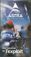 Cassette Video VHS, Sport - Tour De France 1999 - Cyclisme - Astra Satellites Publicité, Aux Sources De L'exploit - Sport