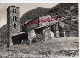 ANDORRE - CANILLO  CHAPELLE ROMANE - Andorra
