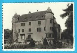 C.P.M. Scharrachbergheim - Le Vieux Château - Andere Gemeenten