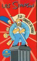 Les Simpson   °°°°°  A La Conquete Du Monde - Enfants & Famille
