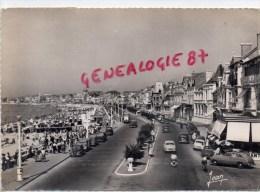 85 - SABLES D' OLONNE - LE REMBLAI ET LA PLAGE - Sables D'Olonne