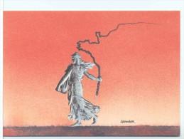 Granger La Relance Acrylique 1981 - Illustrateurs & Photographes