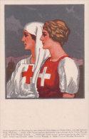 Alliance Suisse Des Samaritains Litho (20.9.05) - Croix-Rouge