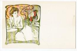 CP N° 095 - Dessin De KUPKA - Couverture De COCORICO (collection Les Chefs D´ œuvre De La Carte Postale Par Neudin) - Autres Illustrateurs