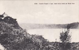 NEMI , Province Of Rome , Lazio , Italy , 00-10s :  Castello Ruspoli E Lago Veduti Dalla Strada Per Monte Cave - Unclassified
