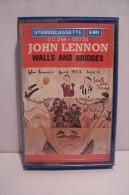 JOHN  LENNON  ---- WALLS AND BRIDGES - Audiokassetten