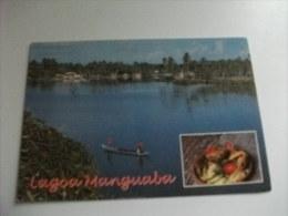 STORIA POSTALE FRANCOBOLLO BRASILE  Massagueira Lagoa Manguaba - Altri