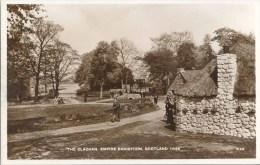 1938 SCOTLAND EXHIBITION -THE CLACHAN RP  Gls25 - Exhibitions