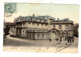 Cp , 62 , BETHUNE , Ancien Hôtel De Genevières , Voyagée 1905 , Dos Simple - Bethune