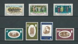 St Christophe: 236/ 242 ** - St.Kitts-et-Nevis ( 1983-...)