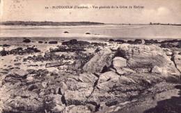 Plougoulm-vue Generale De La Greve De Kerbrat - Sonstige Gemeinden