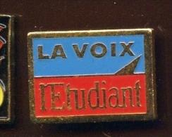 """LILLE """" LA VOIX L'ETUDIANT """"   Bc Pg11 - Villes"""
