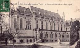 Bordeaux-ecole Libre Saint Joseph De Tivoli,370,boulevard De Cauderan:la Chapelle - Bordeaux