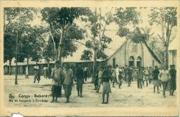 Congo - Bokoro - Na De Hoogmis ´s Zondags - Congo Belge - Autres