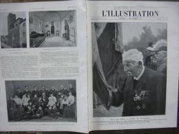 L'ILLUSTRATION 3680 AVIATEUR PEGOUD/ TETOUAN/ DUBLIN/ CLAIRON SIDI BRAHIM  6 Septembre 1913 - Journaux - Quotidiens