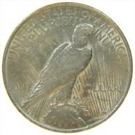 STATI UNITI ONE DOLLAR 1924 (P)  AG SILVER - 1921-1935: Peace (Pace)