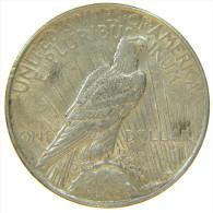 STATI UNITI ONE DOLLAR 1922 D  AG SILVER - 1921-1935: Peace (Pace)