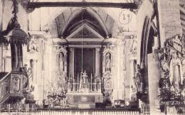 Sizun-interieur De L'eglise - Sizun