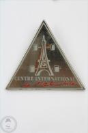 Paris Centre International De L´Automobile - Pin Badge  #PLS - Otros