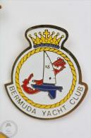 Bermuda Yacht Club - Pin Badge  #PLS - Barcos