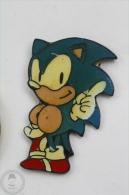 Sonic Sega Games Character - Pin Badge  #PLS - Juegos
