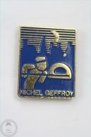 Michel Geffroy - Billar/ Pool Player -  Pin Badge  #PLS - Juegos