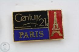 Paris 21 Century - Pin Badge #PLS - Ciudades