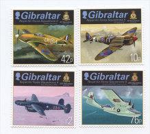 GIBRALTAR ; SCOTT # ?? ; IGPC1303 CO ; MINT N.H STAMPS ( AVIATION - Gibraltar